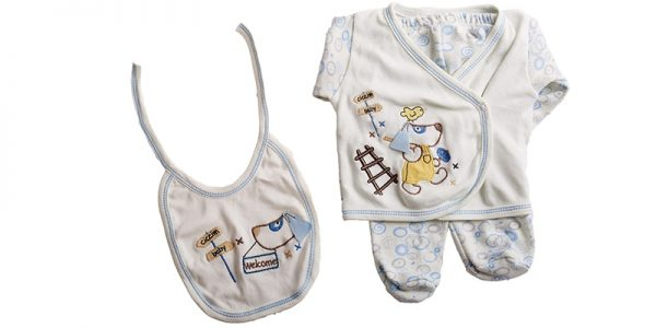 חליפת תינוק תינוקת